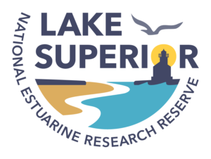 Lake Superior National Estuarine Research Reserve Logo